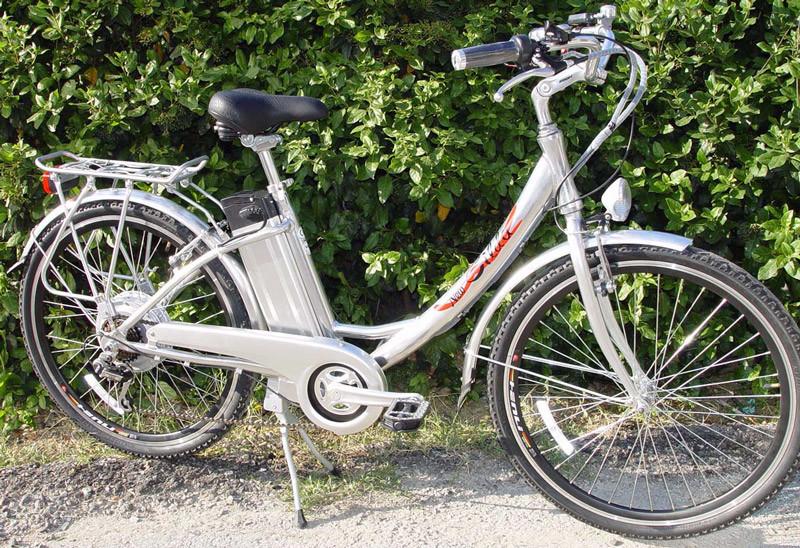 bicicletta elettrica Alba Starmac