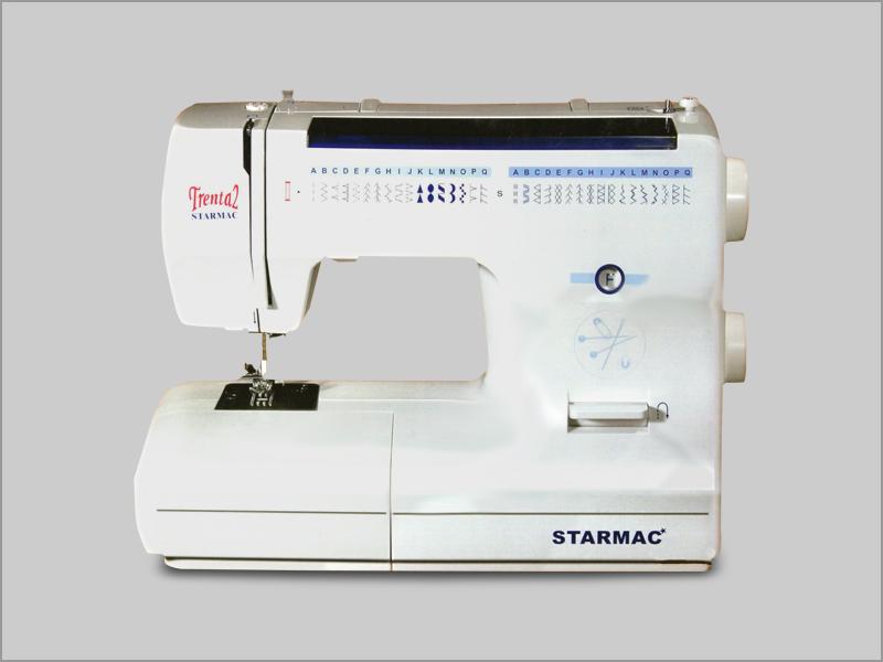 macchina per cucire 32