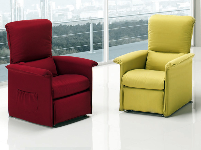 Poltrona relax Cube - Starmac