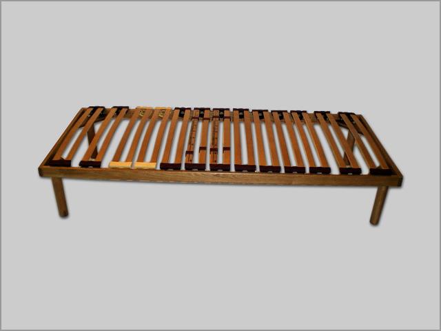 rete in legno fissa Linea Plus - Starmac