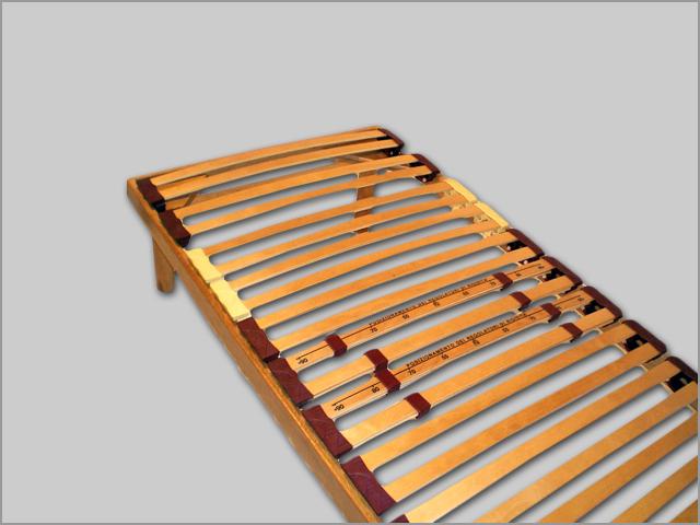 rete in legno fissa Linea Plus- Starmac