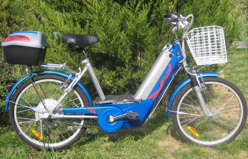 bicicletta elettrica City Starmac