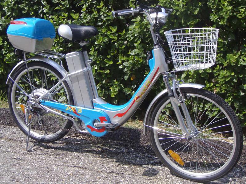 bicicletta elettrica Fly Starmac