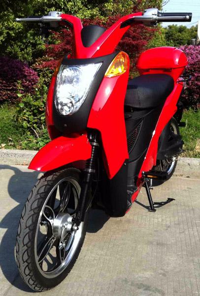 bicicletta elettrica New Free
