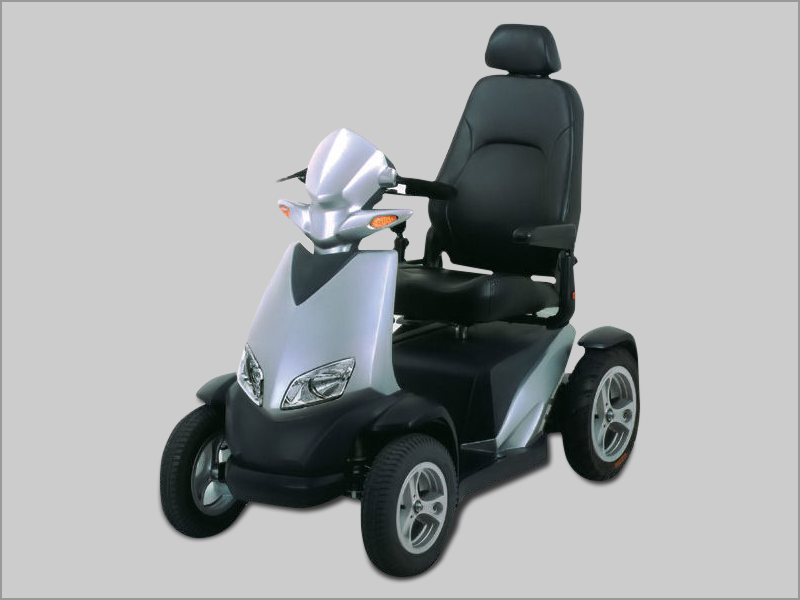 scooter ciclope Starmac