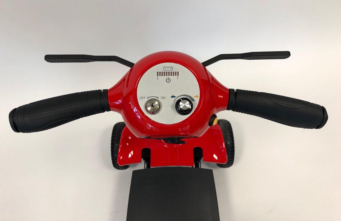 scooter elettrico pieghevole Clic Starmac 01