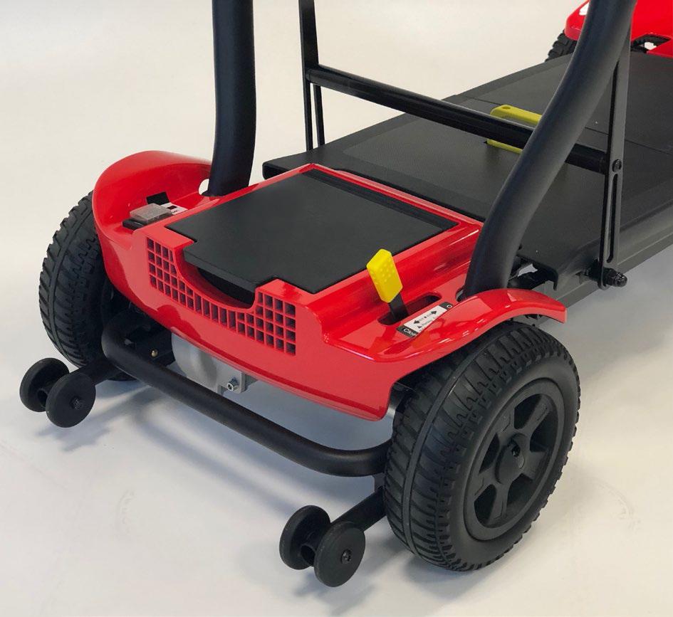 scooter elettrico pieghevole Clic Starmac 03