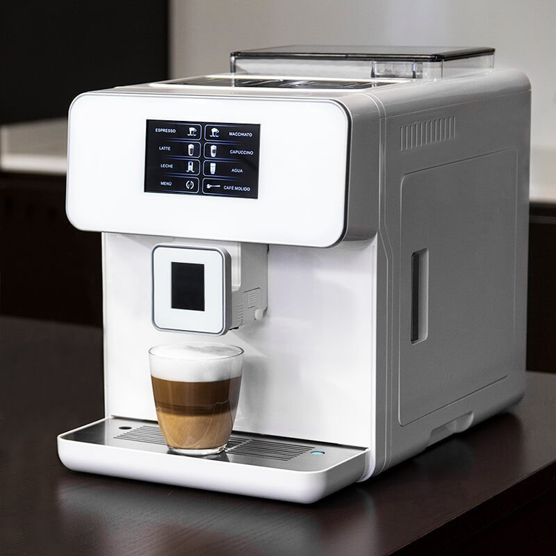 POWER MATIC-CCINO 8000 TOUCH SERIE BIANCA 03
