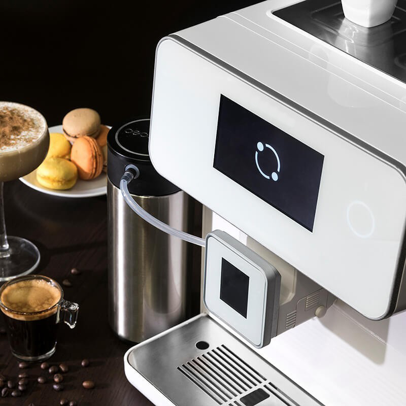 POWER MATIC-CCINO 8000 TOUCH SERIE BIANCA 05